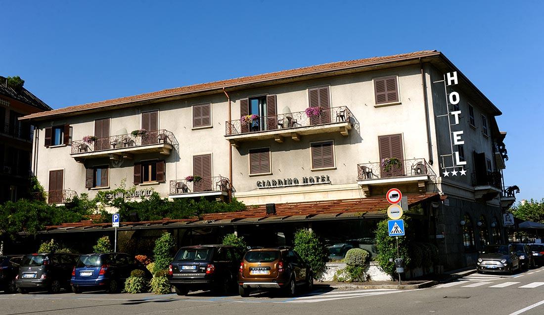 Hotel hotel giardino arona lago maggiore